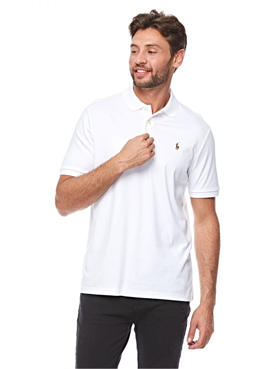 Polo Ralph Lauren Polo T-Shirt for Men - white,L