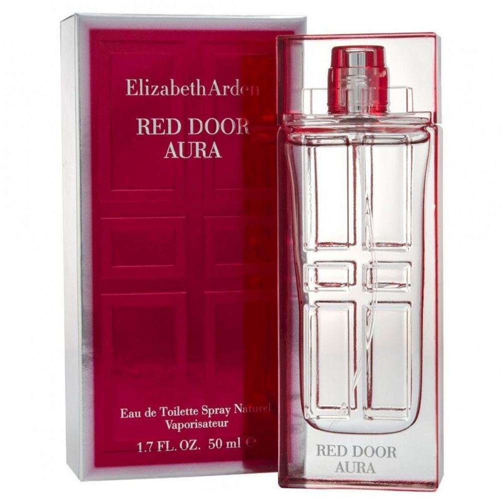 Red Door Aura by Elizabeth Arden for Women - Eau de Toilette, 50ml
