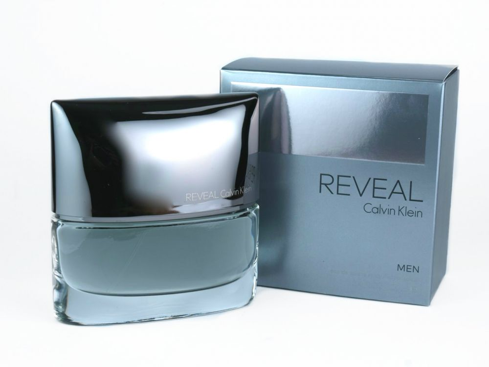 Reveal by Calvin Klein for Men - Eau de Toilette, 50 ml