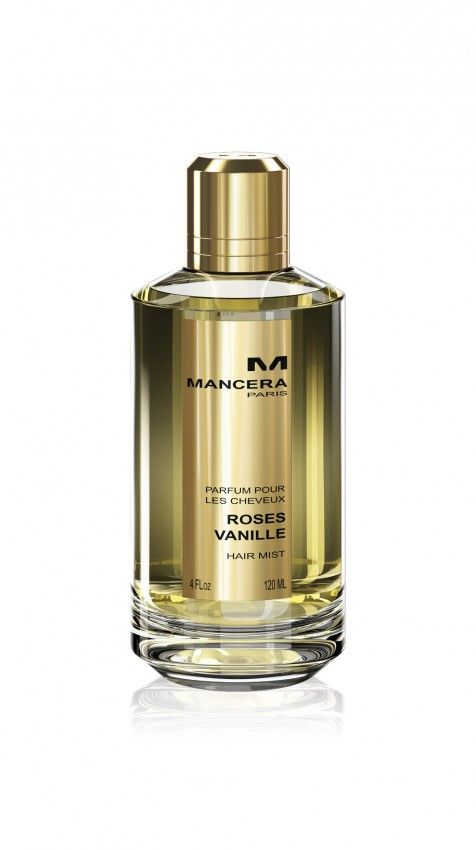 Roses Vanille Hair Mist By Mancera For Women - Eau De Parfum , 120Ml