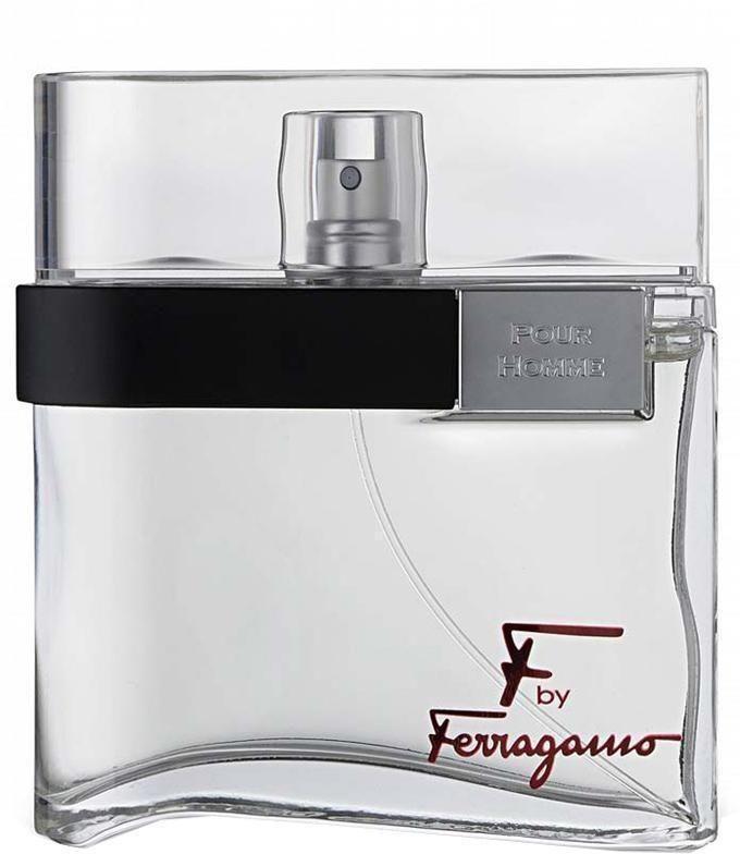 Salvatore Ferragamo F Black for Men -Eau de Toilette, 100 ml-