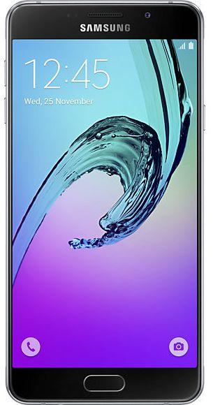 Samsung Galaxy A7 2016 Dual Sim - 16GB, 4G LTE, Black