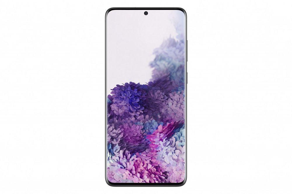 Samsung Galaxy S20 Plus Dual SIM - 128GB, 8GB RAM, 4G LTE - Black