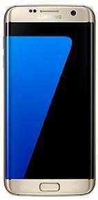 Samsung Galaxy S7 Edge Dual Sim - 32GB, 4GB RAM, 4G LTE, Gold, 5.5 Inch