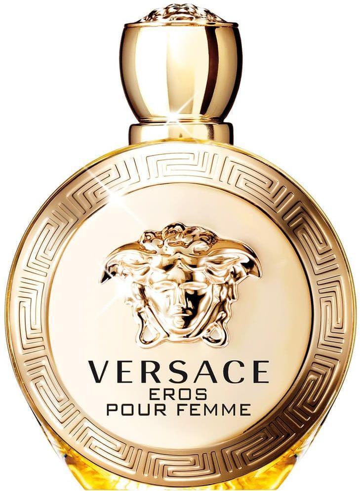Versace Eros Pour Femme for Women - Eau de Parfum, 100ml