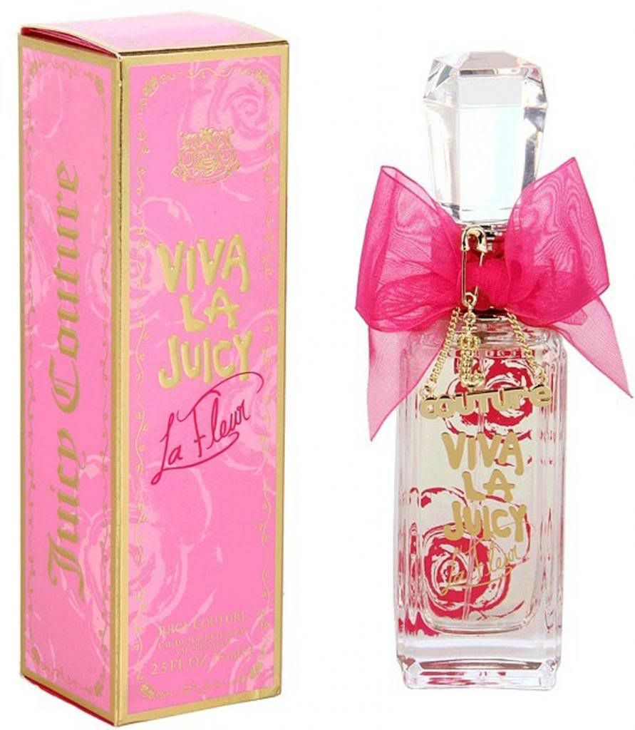 Viva La Juicy La Fleur For Women- Eau De Toilette, 75 ml