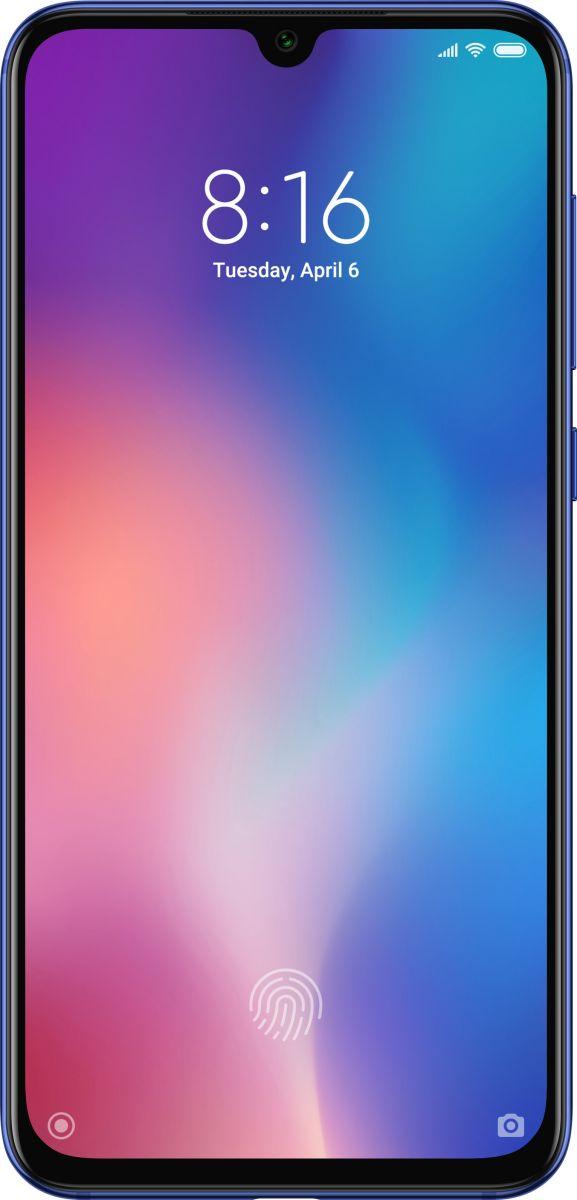Xiaomi Mi 9SE Dual SIM - 64GB, 6GB RAM, 4G LTE, Blue - International Version