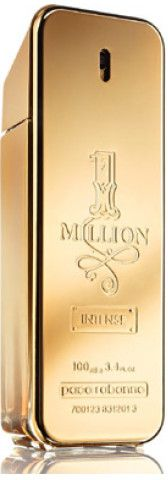 1 Million Intense by Paco Rabanne for Men - Eau de Toilette, 50ml