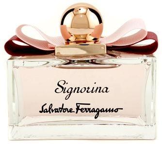 سلفاتور فيراغامو..عطر سيغنورينا أو دو برفيوم 100مل...Salvatore Ferragamo..Signorina Eau De Parfum Spray