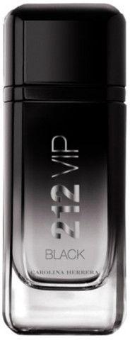 212 VIP Black by Carolina Herrera for Men - Eau de Parfum, 100ml