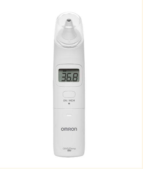 ترمومتر رقمي جنتل 520 تيمب من اومرن لقياس الحرارة في ثانية واحدة