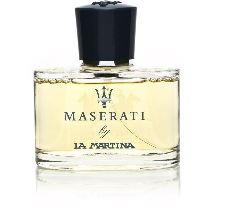 Alma Misterious Oud By La Martina for Unisex, Eau de Parfum - 50ml