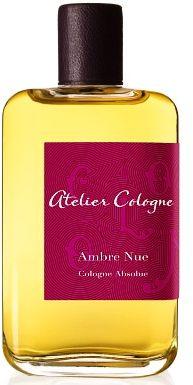 Ambre Nue by Atelier Cologne for Unisex - Eau de Cologne, 100ml