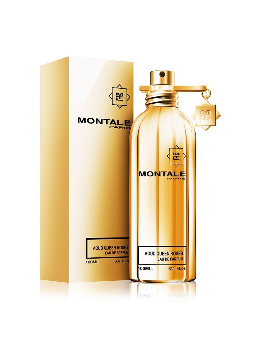 Aoud Queen Roses by Montale for Women - Eau de Parfum, 100 ml