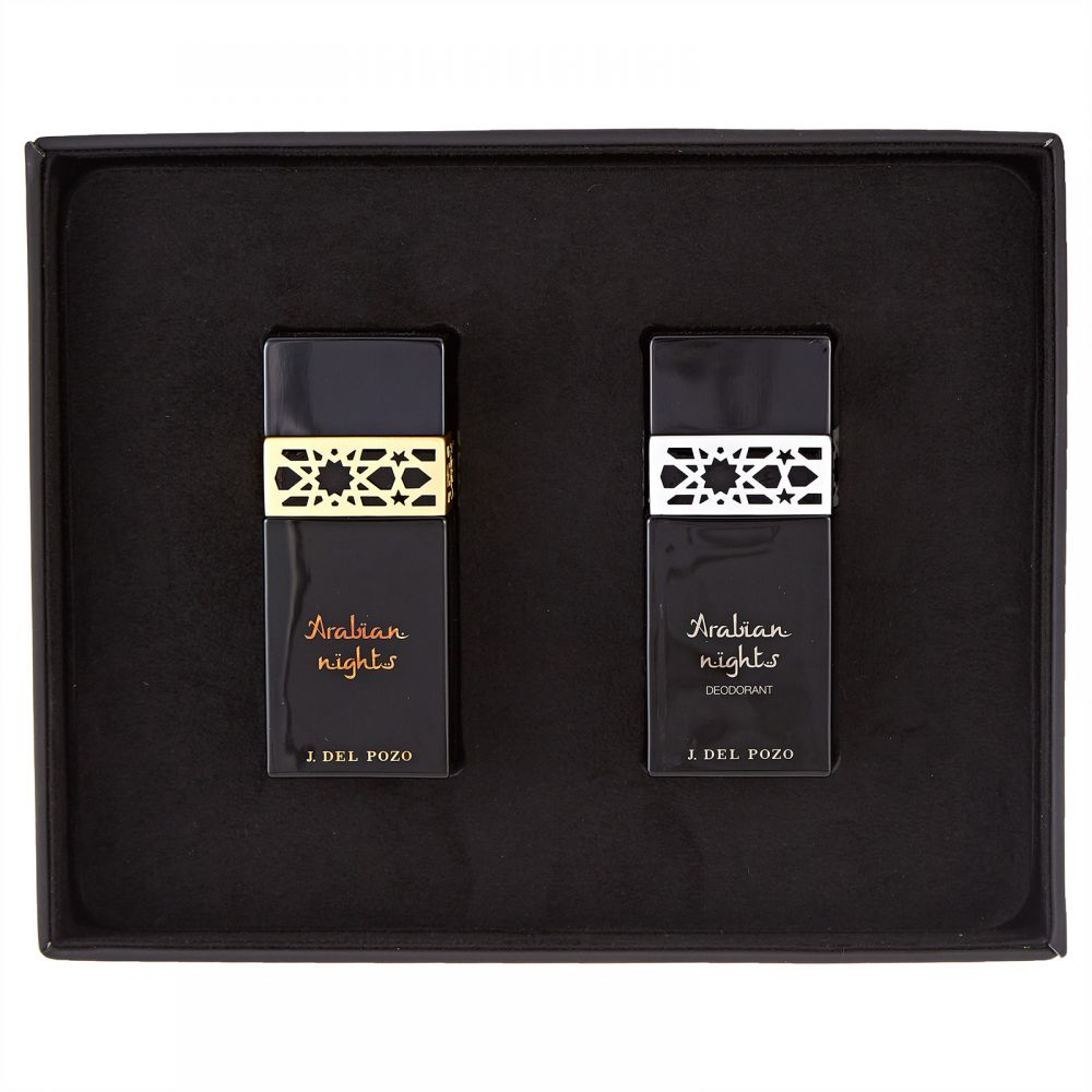 Arabian Night by J.Del Pozo for Men - Assorted Fragrances, 2 Count