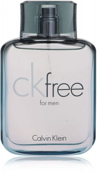 Ck Free by Calvin Klein for Men - Eau de Toilette, 100ml