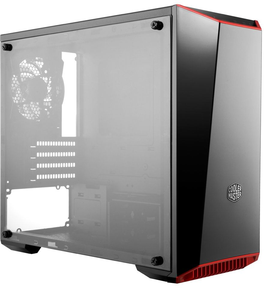 Cooler Master Cosmos II - Ultra Tower Computer Case with Aluminum and Steel Body (RC-1200-KKN1) MINI TOWER MCW-L3B3-KANN-01