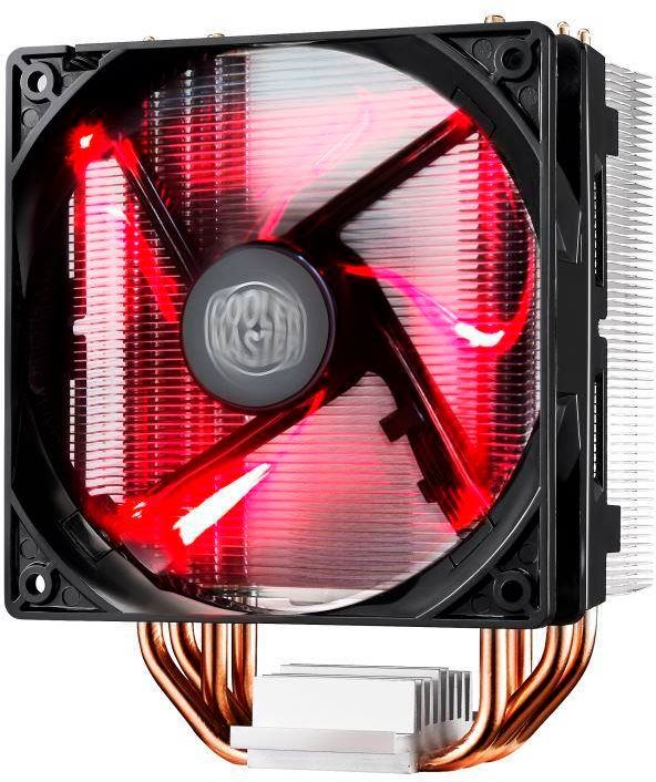 Cooler Master Hyper 212 LED CPU Cooler , RR-212L-16PR-R1