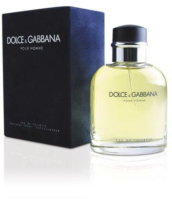 Dolce & Gabbana Pour Homme for Men 200ml Eau de Toilette