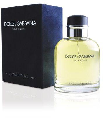 Dolce & Gabbana Pour Homme for Men 200ml Eau de Toilette