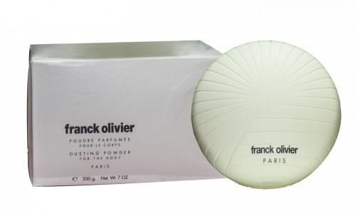 Dusting powder for the body from Franck Olivier 200g