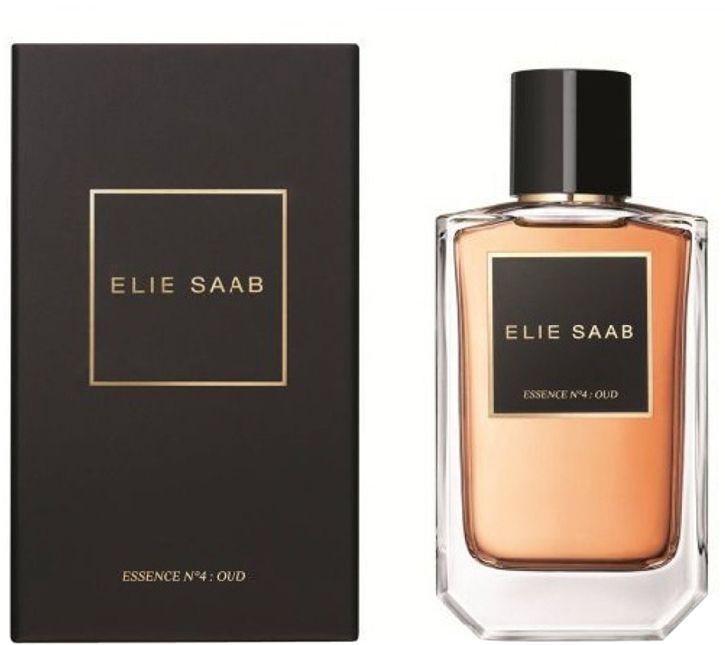 Elie Saab Essence No.4 Oud For Unisex 100ml - Eau de Parfum
