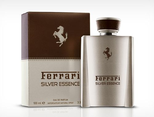 Ferrari Silver Essence For Men by Ferrari 100ML EDP