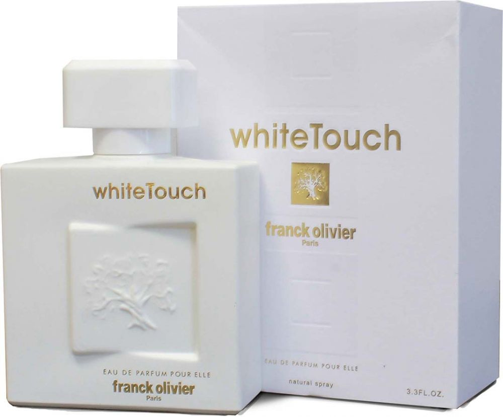 Franck Olivier White Touch Eau De Parfum For Women - 100 Ml
