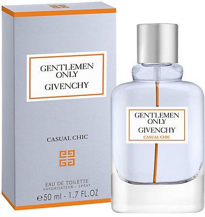 Givenchy Gentlemen Only Casual Chic Eau de Toilette for Men 50ml