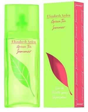 Green Tea Summer by Elizabeth Arden for Women - Eau de Toilette, 100ml