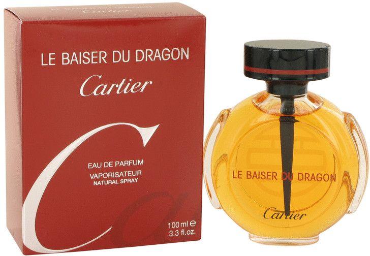 Le Baiser Du Dragon by Cartier for Women - Eau de Parfum, 100ml