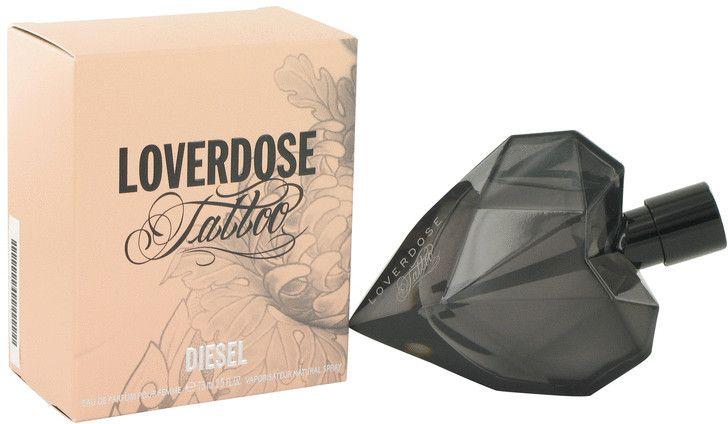 Loverdose Tattoo by Diesel for Women - Eau de Parfum, 75ml