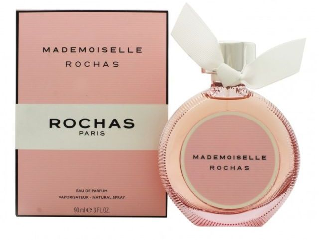 Mademoiselle Rochas By Rochas For Women - Eau De Parfum , 90Ml