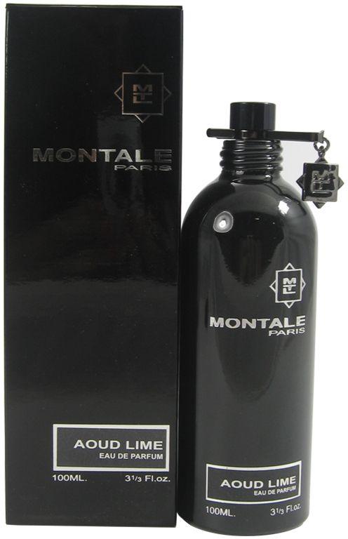 Montale MON002 Aoud Lime For Men- Eau De Parfum, 100 Ml