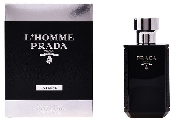 Prada L Homme Intense Eau de Parfum - for man - 50 ml