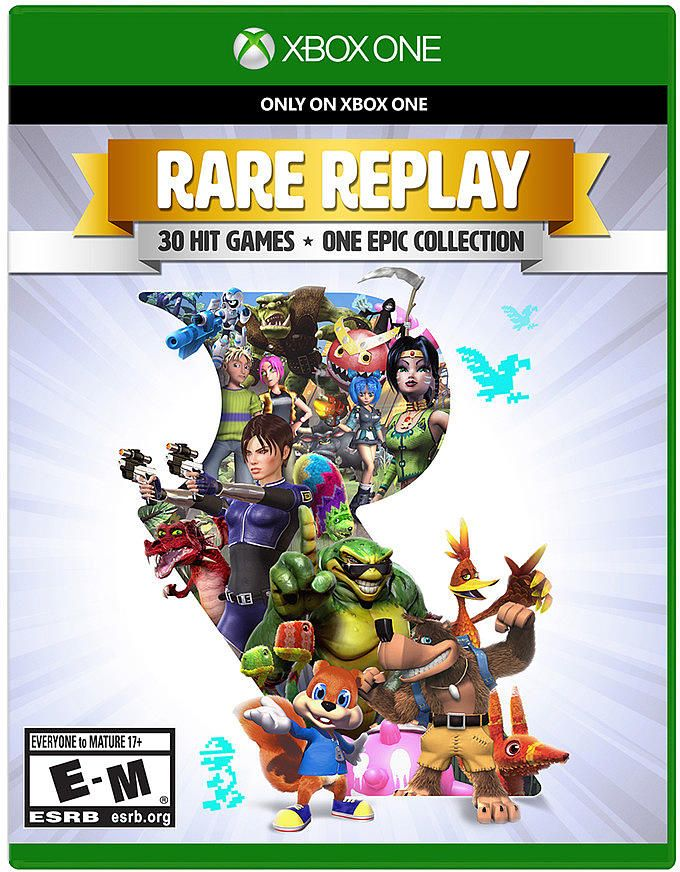 Rare Replay Project Pearl by Microsoft - Xbox One