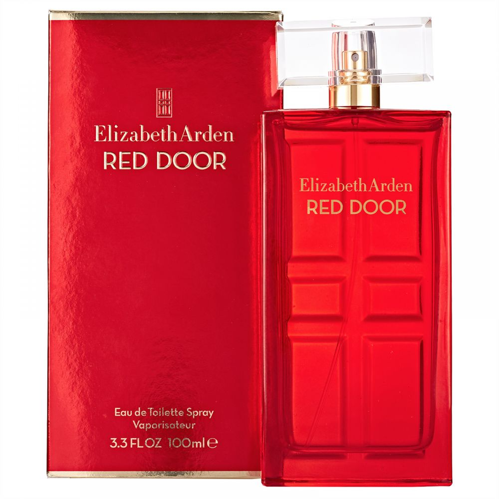 Red Door by Elizabeth Arden for Women - Eau de Toilette, 100ml