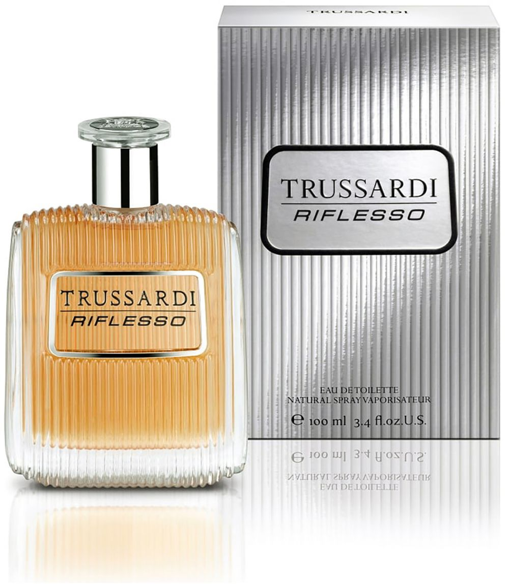 Riflesso by Trussardi for Men - Eau de Toilette, 100 ml