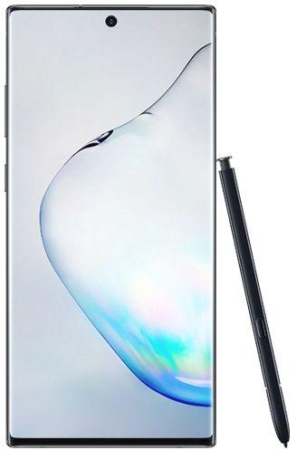 Samsung Galaxy Note 10 Plus Dual SIM - 256GB, 12GB RAM, 4G LTE, Aura Black