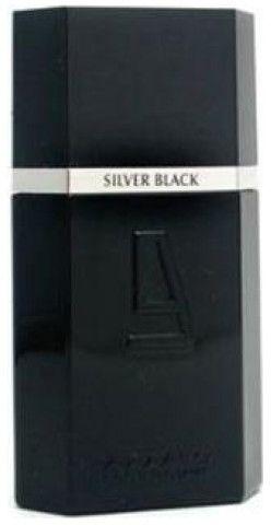 Silver Black By Azzaro For Men - Eau De Toilette, 100 ml