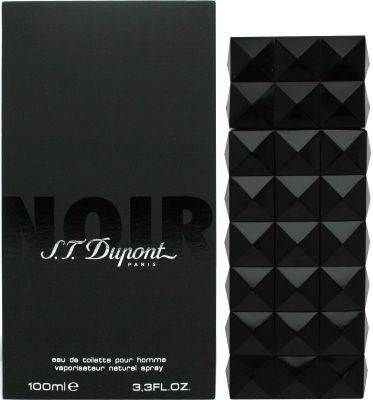 S.T. Dupont Noir for Men -Eau de Parfum, 100 ml-