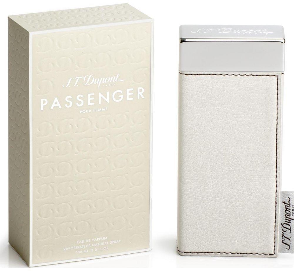 S.T. Dupont Passenger for Women -100ml, Eau de Parfum-