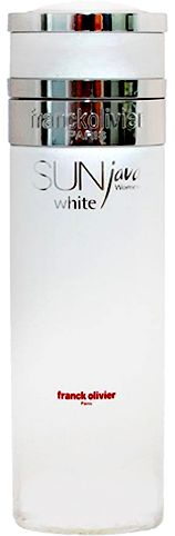 Sun Java White by Franck Olivier for Men - Eau de Toilette, 75ml