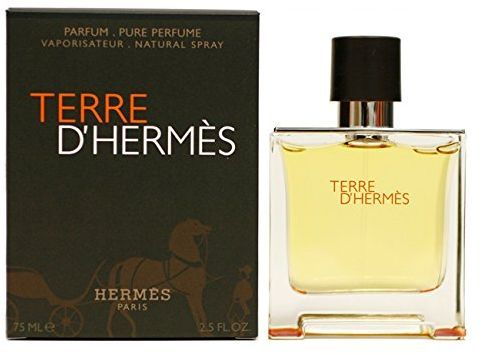 Terre D'Hermes By Hermes For Men - Eau de Parfum, 75ml
