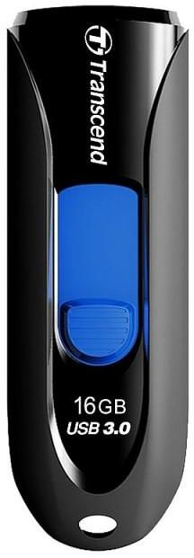 Transcend JetFlash 790K, USB Flash Drive, 16 GB, Black