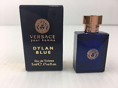 Versace Versace Dylan Blue For Men 5 ml - Eau de Toilette