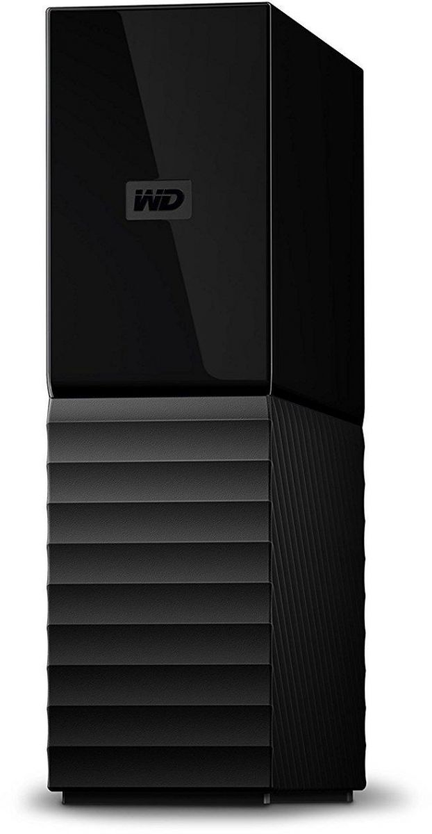 WD 8TB My Book Desktop External Hard Drive - USB 3.0