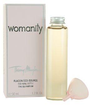 Womanity by Thierry Mugler for Women -Eau de Parfum, 50 ml-