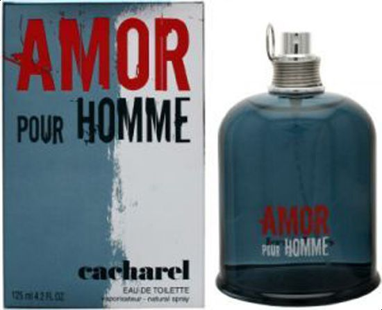 Amor Pour Homme by Cacharel 125ml