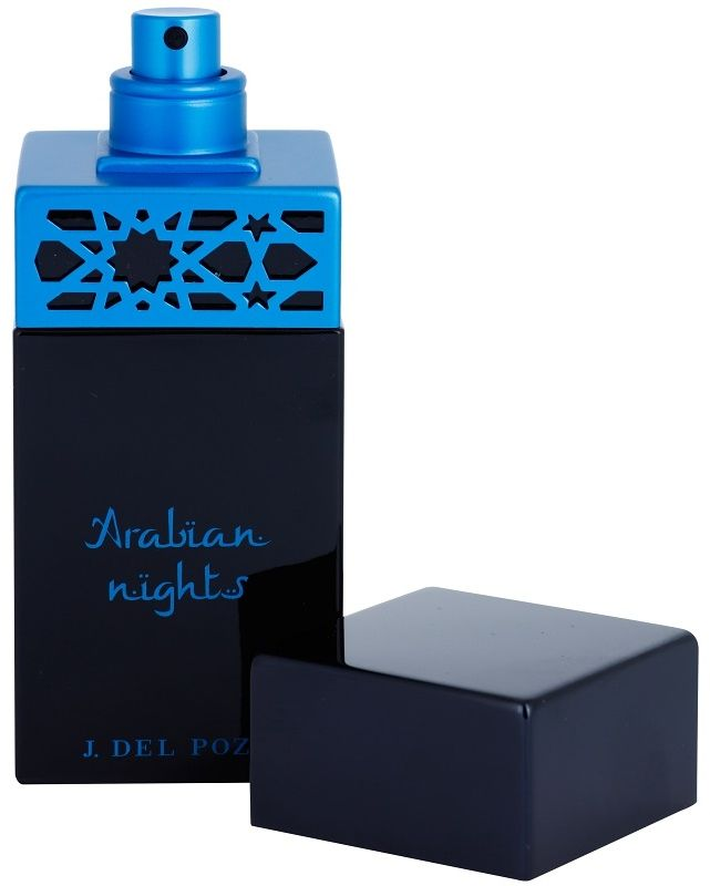 Arabian Nights by Jesus Del Pozo for Men - Eau de Toilette, 100ml